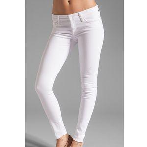 Mother The Looker Skinny Jeans in Broken Mirror